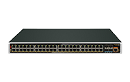 10G uplink 52-port L2+ managed industrial PoE switch